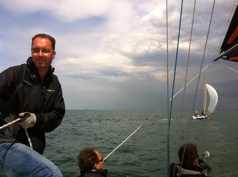 Illustration for article titled Sailing Saturday: North Sea Regatta