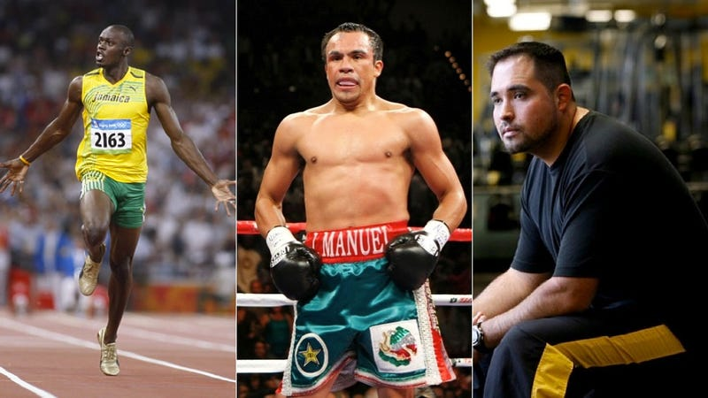 Illustration for article titled What Do Usain Bolt And Juan Manuel Marquez Have In Common? They Train With The Same Admitted Steroids Dealer