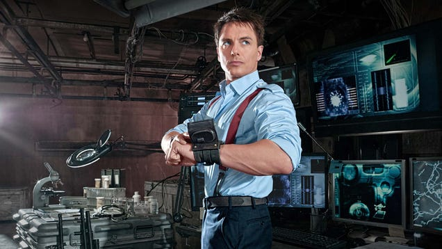 Doctor Who Audio Adventure Starring John Barrowman and David Tennant Canceled