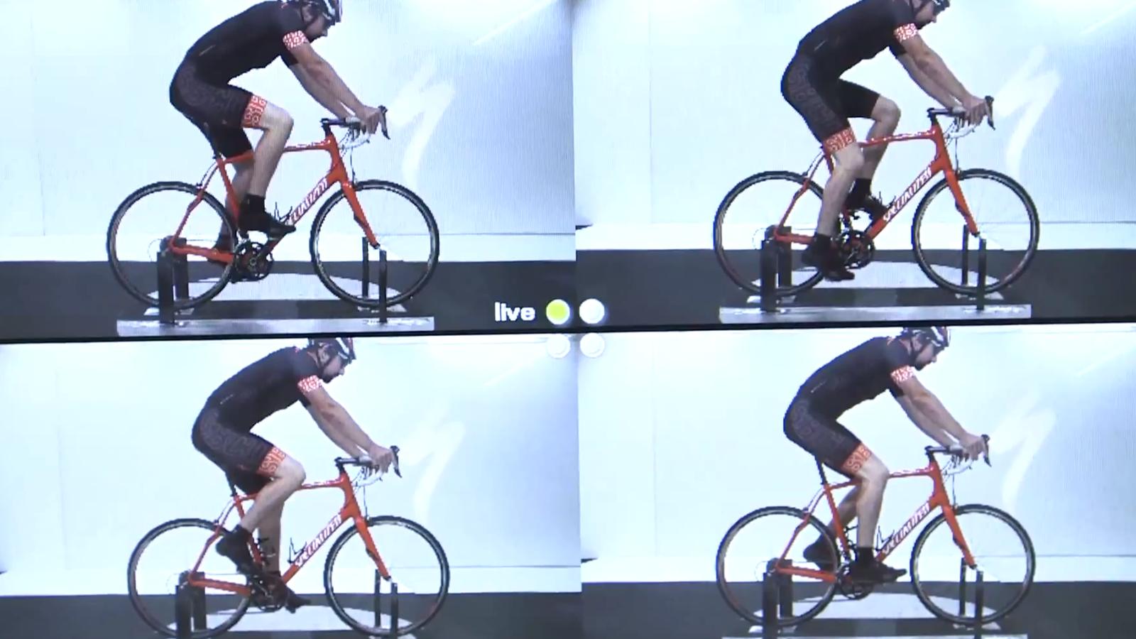 Si te gusta el ciclismo, aféitate las piernas