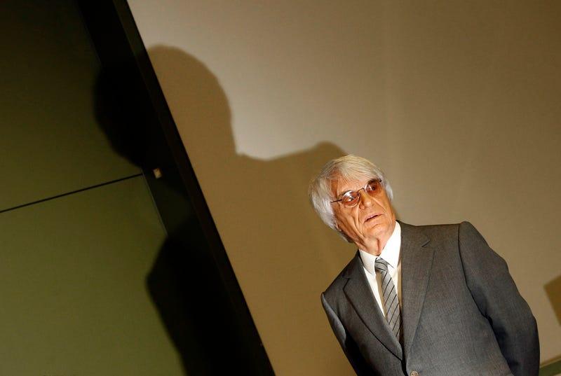 Illustration for article titled Next On Bernie Ecclestone's Agenda: Revenge