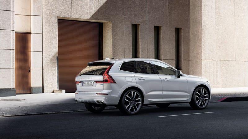Volvo reveals Polestar tuned 421bhp XC60