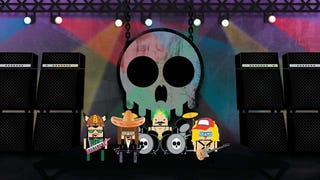 Illustration for article titled Spinal Tap BD-Live Game: Equal Parts South Park, Rock Band, WTF?