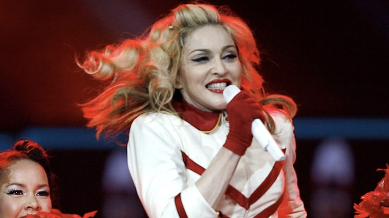 Illustration for article titled Russian Court Dismisses a Lawsuit Against Madonna, So Everybody Vogue to Celebrate