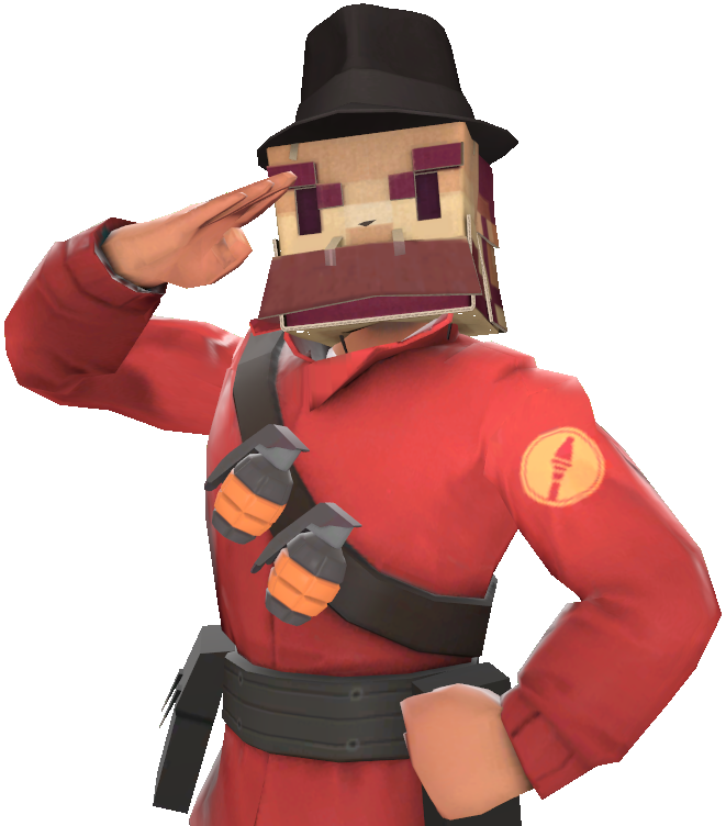 Only One Man in the World Owns TF2's