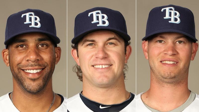 Illustration for article titled Home Burglary Reveals Rays Players' Horrible Living Situation