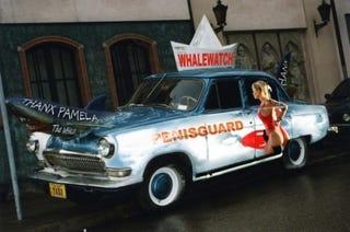 Illustration for article titled Dartz Car Commemorates Pamela Anderson Russian SUV Whale Penis Scandal