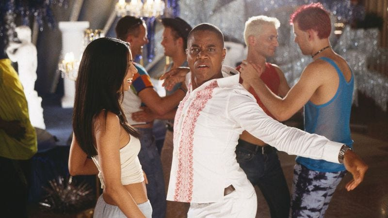 CUBA GOODING JR GAY CRUISE