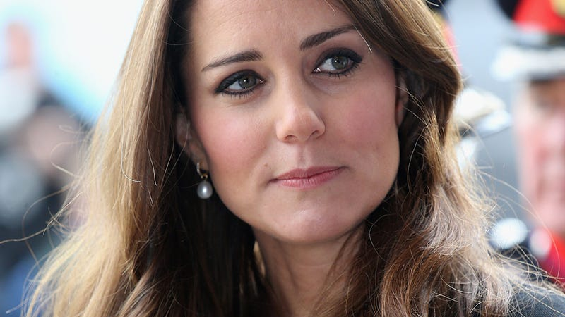 Illustration for article titled Kate Middleton's Birth Announcement Will Be Revealed via Royal Easel