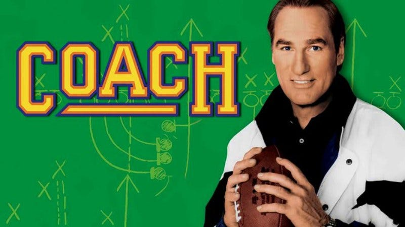 Illustration for article titled NBC is finally bringing back Coach, and yes, Craig T. Nelson is on board