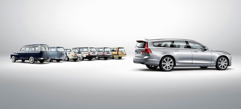 Illustration for article titled The New Volvo Wagon Is Even Better When It's More Wagon