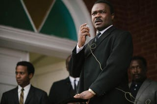 David Oyelowo as Martin Luther King Jr. in the movie SelmaCourtesy of Paramount Pictures