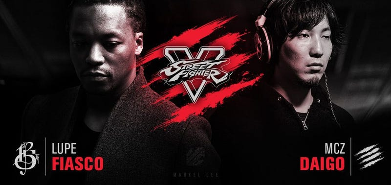 Illustration for article titled Lupe Fiasco Wants To Fight Daigo At EVO