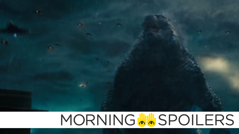 Godzilla's got some monsters to fight before he goes toe-to-toe with Kong.