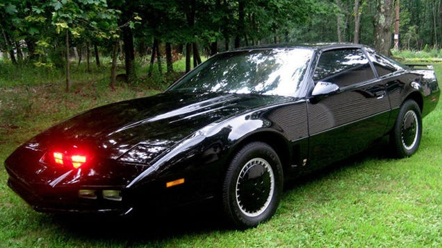 "Progressive Dodge >> Original K.I.T.T. from ""Knight Rider"" goes up for auction"