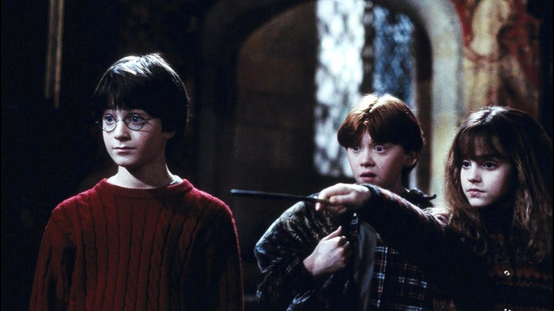 Harry Potter And The Sorcerer's Stone (Photo: 7831/Gamma-Rapho via Getty Images)