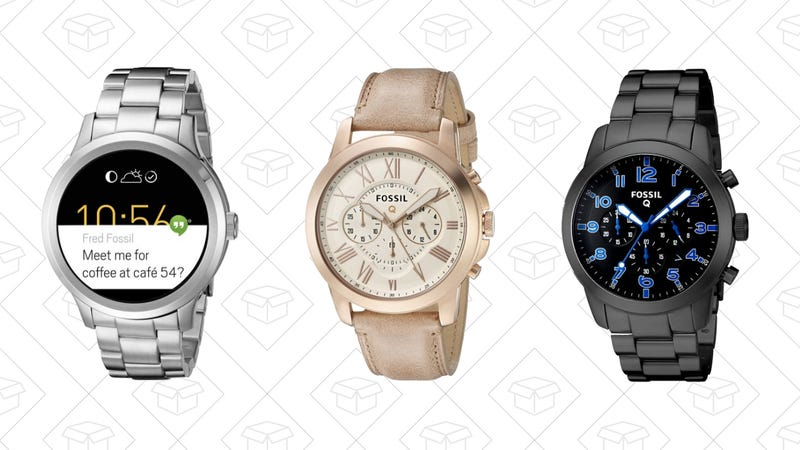 Fossil Q Wearables