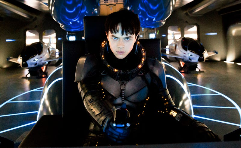 Illustration for article titled Valerian Is The Movie That Luc Besson Has Waited His Whole Life to Make