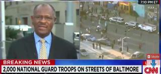 Baltimore Councilman Carl Stokes on CNNCNN
