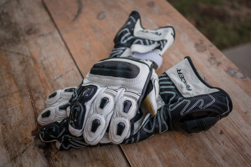 Illustration for article titled Gear Review: The Racer USA High Speed Gloves Are The Best Racing Gloves I've Ever Worn