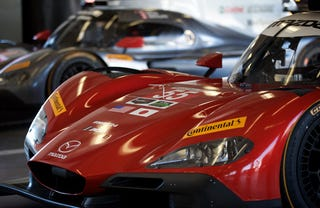 Illustration for article titled Joest Made The Change To Mazda To Run IMSA