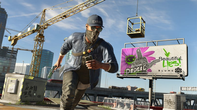 Watch Dogs 2, $30