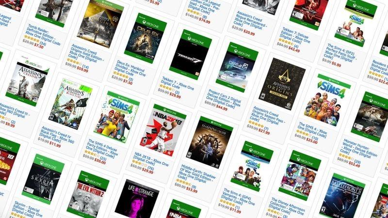Rebajas digitales de Xbox   Amazon