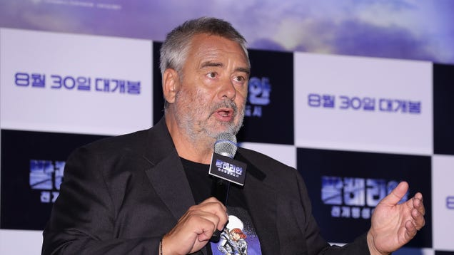 French court dismisses rape charges against Luc Besson