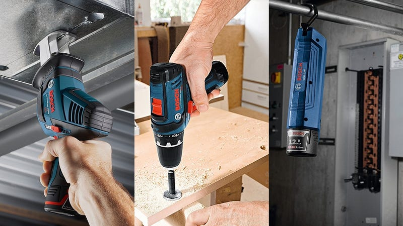 Bosch 3-in-1 Tool Kit | $139 | Amazon