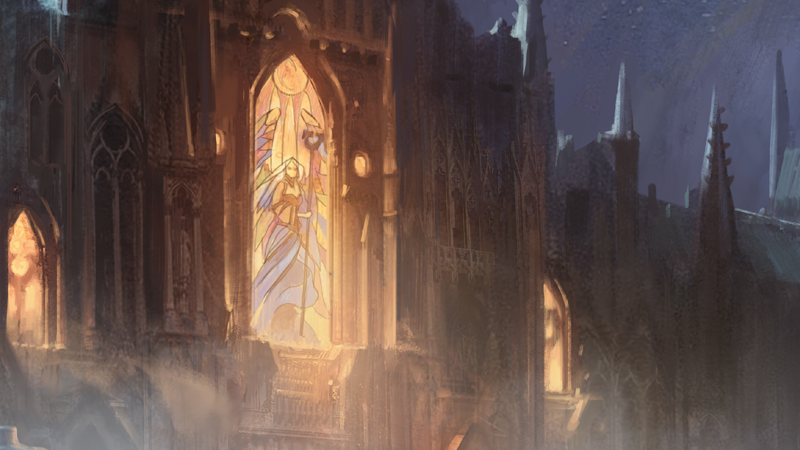 Illustration for article titled Dungeons & DragonsIs Heading to Magic: The Gathering's Gothic Land of Innistrad