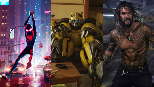 The Refreshing Earnestness of Last December s Blockbuster Genre Movies
