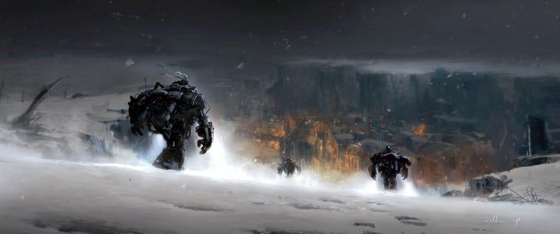 Illustration for article titled FFVI Magitek Armor