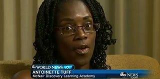 Antoinette Tuff (ABC News screenshot)