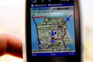 Illustration for article titled Buddy Beacon 2.0 Launches Facebook and iPhone Apps, Reaches Multiple Carriers