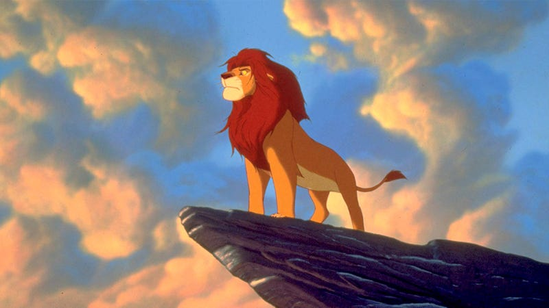The Lion King Turns 25