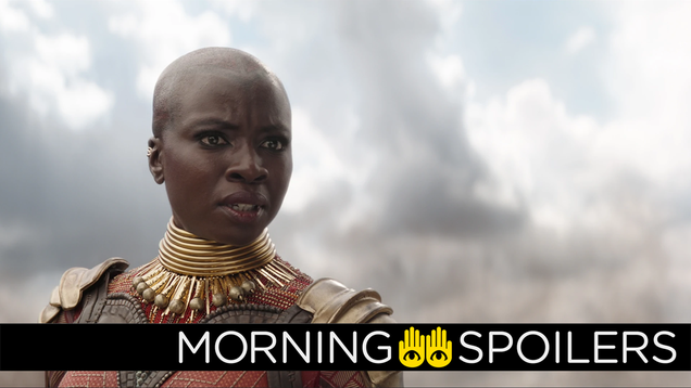 Another Marvel Streaming Show Could Head to Wakanda