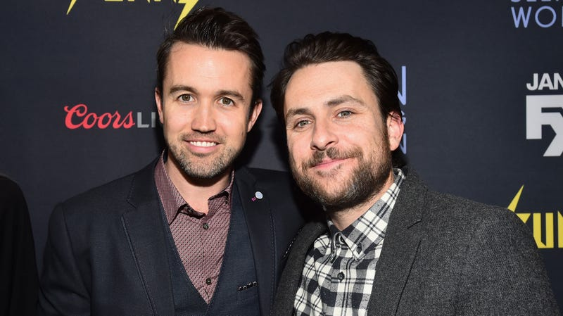 Illustration for article titled Rob McElhenney and Charlie Day developing a video game comedy for Apple