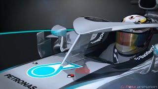 ¿Veremos el cockpit cerrado en los coches de Fórmula 1? La FIA empieza a testearlo