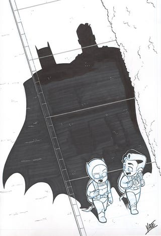 Illustration for article titled JL8: We will be Giants