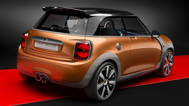 Illustration for article titled New Mini Gets Power Bump, Adjustable Dampers And A Rev-Matching Stick
