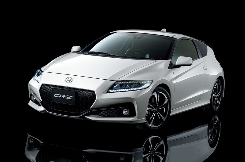 Illustration for article titled Honda CR-Z: A Discussion (+ possible alternatives?)