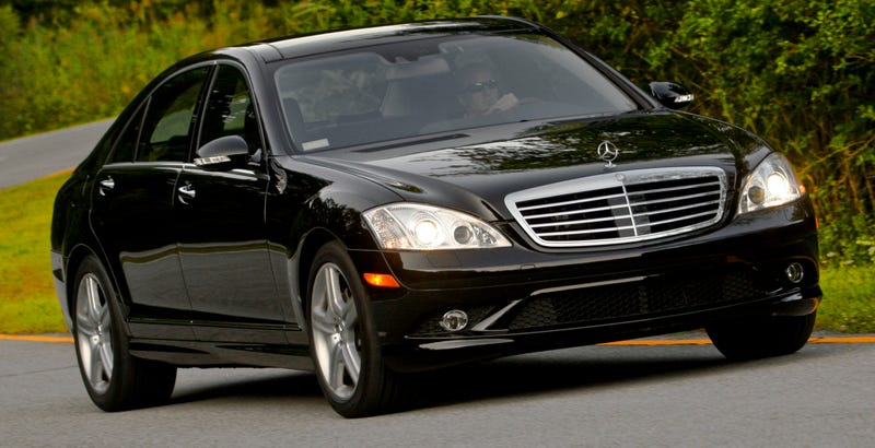 For the love of god don 39 t ever buy a 2007 mercedes benz s550 for Mercedes benz s550 2007