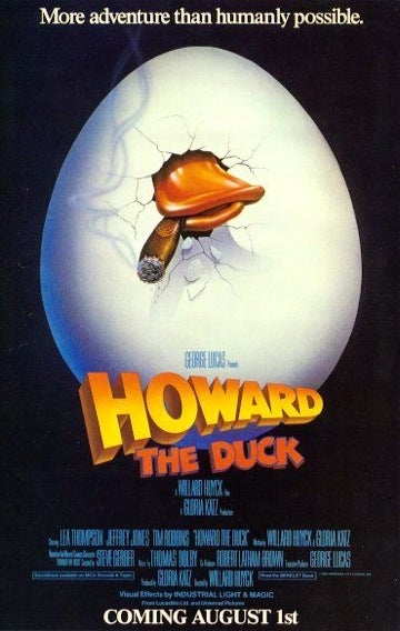 My Year Of Flops Case File # 94 Howard The Duck