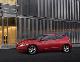 Illustration for article titled Honda CR-Z Hybrid