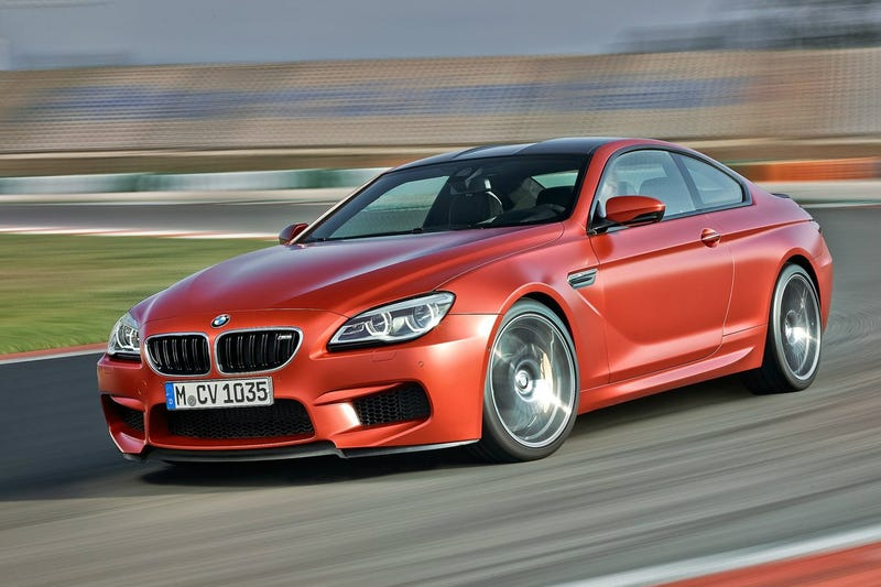 "Illustration for article titled BMW says, ""Oh, the 6-Series coupe? Yeah we stopped making it in February."""