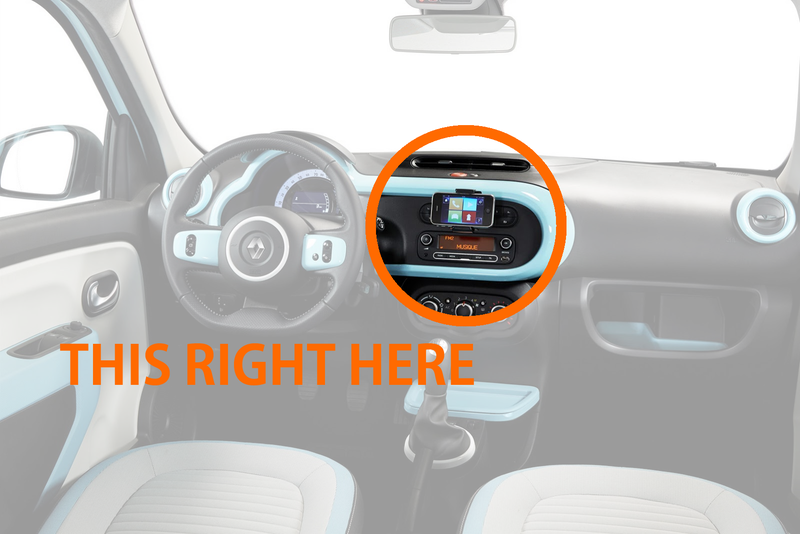 Illustration for article titled Forget The RWD Layout : This Is The Twingo's Best Idea