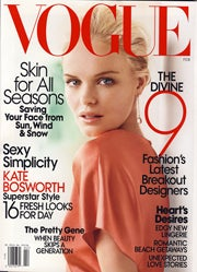 Illustration for article titled Vogue: Ever Heard Of Kate Bosworth? How About Proenza Schouler?