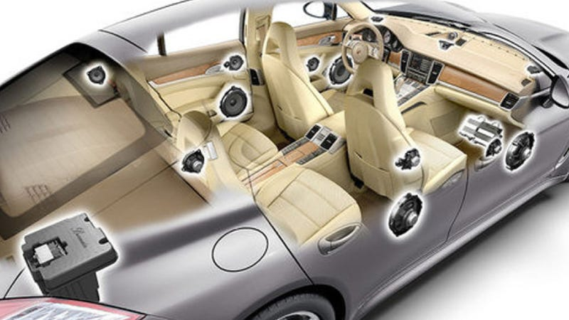 Bose Speakers For Cars >> The Ten Most Unbelievable In Car Audio Systems
