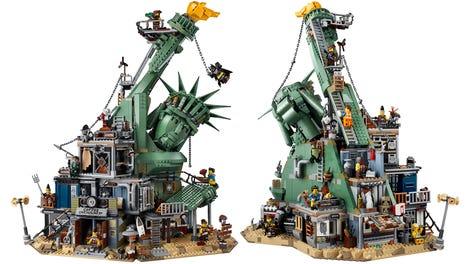 Star Wars Lego UCS Imperial Star Destroyer: 4,784 Pieces