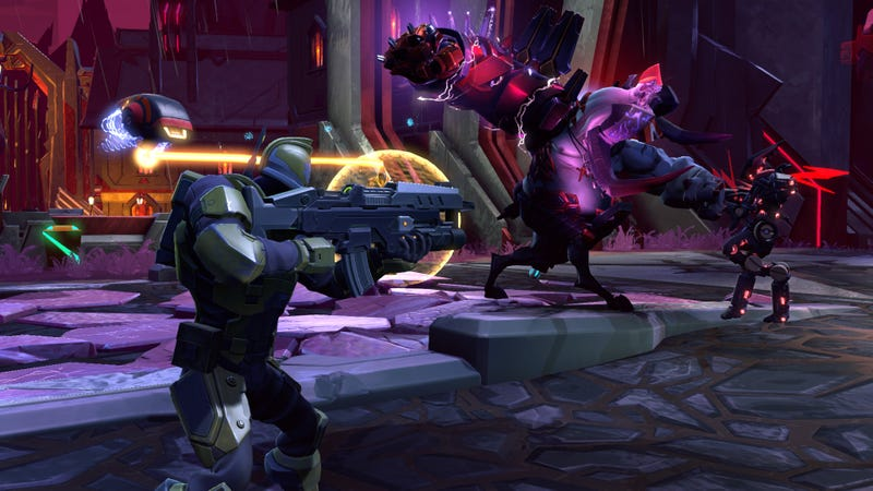 Illustration for article titled Battleborn Gets Its First Story DLC Today